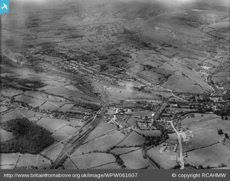 General view Pontypool